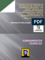 Proyecto de Factibilidad de La Creacion Del Servicio (1)