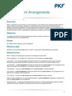 IFRS 11 Summary