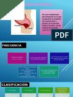 Placenta Previa Diapos
