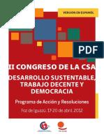 Csa II Congreso 2012 Espanol-2