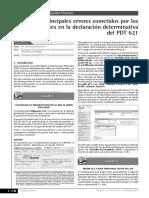 PRINCIPALES ERROR COMETIDOS EN EL PDT 621.pdf