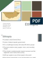 ethiopia presentation