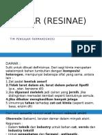 Damar (Resinae)