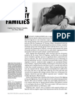Saving Military Families