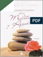 Cincuenta Cuentos Para Meditar - Ramiro a. Calle