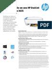 DS HP Ink Advantage 3635