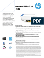 DS HP Ink Advantage 3635
