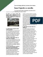 Entrevista Juan Fajardo