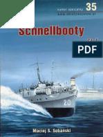Schnellbooty Cz. I - Okręty Wojenne Numer Specjalny 35