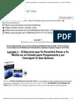 1 - Método Silva de Vida por José Silva - El Sistema de Meditación y Control Mental de Silva - MetodoSilvaDeVida.pdf
