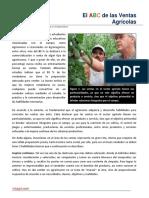 01. El ABC de Las Ventas Agricolas