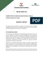 Informe Socializacion MONITOR