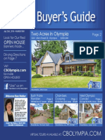 Coldwell Banker Olympia Real Estate Buyers Guide July 23rd 2016