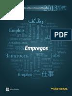BANCO MUNDIAL. Empregos..pdf