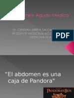 Abdomen Agudo NO QX II