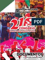 21 Congreso del PPS de México