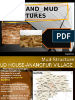 mud and brick