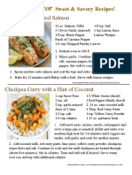 slusser senior center cooking class  handout  week1recipes merged8