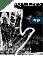 Hatem Frank - Les Cinq Clefs k2opt