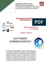 Software Administrativo Elementos