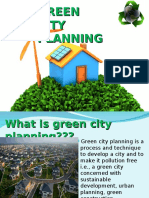 Green City Planning Ppt