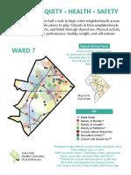 Ward 7 Activity Desert Map