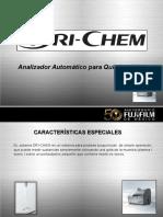 Presentación Corta Dri-chem Nx500