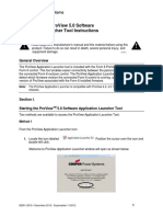 B280-12018 Form 6 Control ProView Application Launcher Instructions