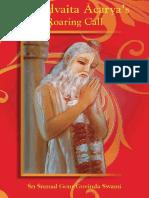 Advaita Acharya booklet