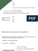 Neonatologia Bajo Peso y Prematuro Dietoterapia
