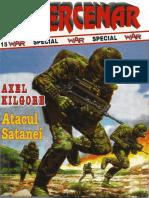 Atacul satanei - Axel Kilgore.epub