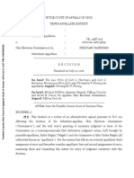 Ohio 10th Circuit decision in Magda v. Ohio Elections Commission