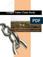 Grapes Value Chain Analysis Docx Updated 13 Jul 16