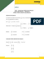 U2M1 Definiciones y Operatoria