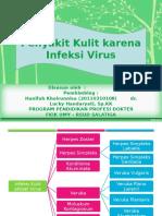 Bimbingan 'Penyakit Kulit Infeksi Virus'