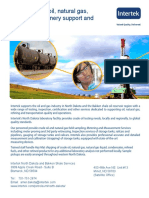North Dakota Bakken Crude Flyer
