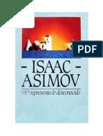 Asimov Isaac - X Representa Lo Desconocido