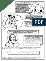 Historia de La Virgen Del Carmen