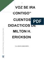 Cuentos Didacticos de Milton Erickson