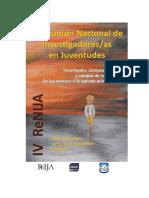 Renija ACTAS 2014 Jovenes en La Calle - Aisenson