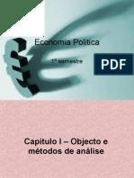 Economia Politica (Cópia Em Conflito de Segunda Turma FDUC 2013-06-13)