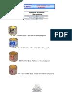 3 Platinum Sensor User Manual V2.5