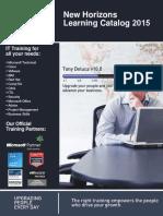 2015 Learning Catalog