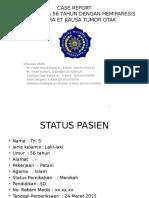 Case Report Tumor