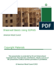 Shearwall Design Examples