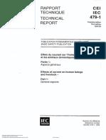 Norma IEC-479-1