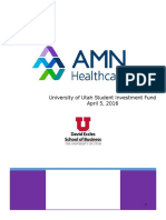 Equity Research Report_AMN Healthcare-AMN