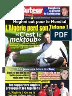 LE BUTEUR PDF du 25/05/2010