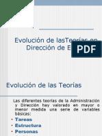 UI - Evolucion de Las Teorias en Conjunto