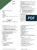 Catatan IPA Semester 2